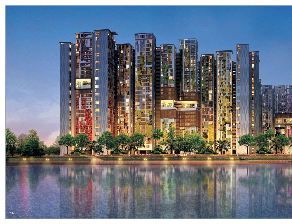 3bhk flat for sale near gachibowli