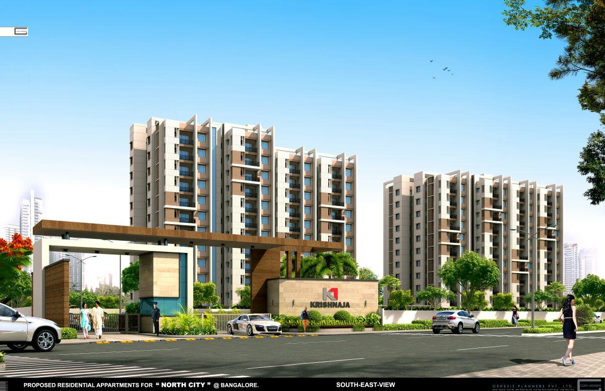 Krishnaja northcity